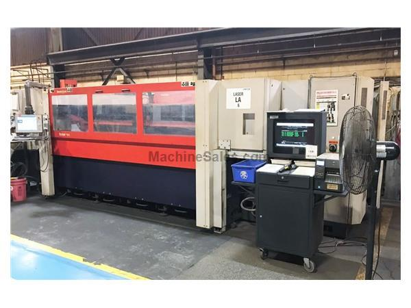 Bystronic Bystar 3015 6 KW Flying Optic CO2 CNC Laser