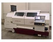 "HARRISON ALPHA 400U,16"" X 50"" GE-FANUC,10""Chk,""Teach-In"