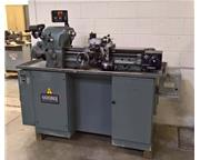 "HLV-H, Hardinge, 11"" x 18"", mm Threading, 5C Collets, Compound Cr"