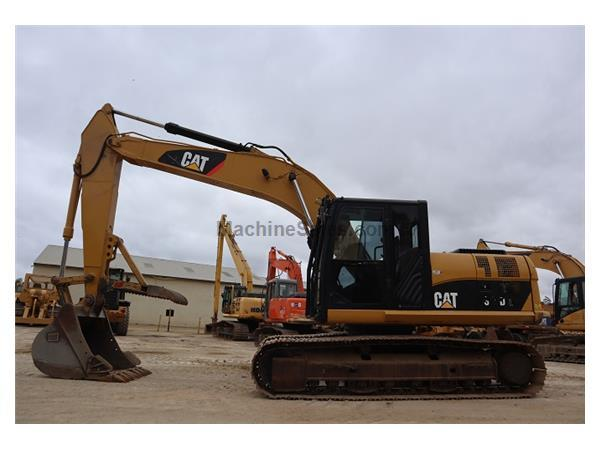 2012 Caterpillar 320DL w/ Manual Thumb w/ A/C & Heat - Stock Number: E7