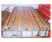 "Union T-Slotted Floor Plates  68.89"" x 137.79"" x 13.77""  Cas"