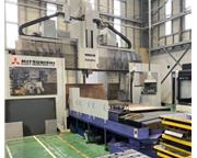 Mitsubishi MVR30-FM 5-Face Bridge Type Vertical Machining Center