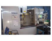 2006 Milltronics VM-22 CNC Vertical Machining Center
