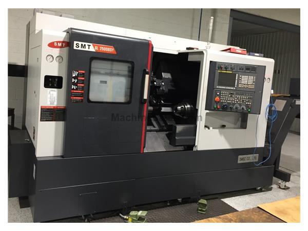 2017 Samsung SL-2500 BSY CNC Turning Center With Live Tooling, Y-Axis &
