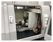2015 Swistek AB20M 7-Axis Swiss Style CNC Turning Center