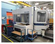 MORI SEIKI MH 63 4-AXIS HORIZONTAL MACHINING CENTER