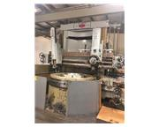 "74"" Table 82"" Swing Bullard Cutmaster 74"" VERTICAL BORING MILL, Turret, Ram"