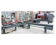 Voortman V630/1000M 3-Spindle CNC Drill Line