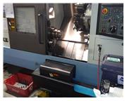 2008 Doosan Puma 240MSC CNC Turning Center With Sub-Spindle and Live Toolin