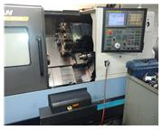 2007 Doosan Puma 240MSC CNC Turning Center With Sub-Spindle and Live Toolin