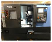DOOSAN LYNX 220LSY, 2017, SUB SPINDLE, Y-AXIS, CONVEYOR, PARTS CATCHER