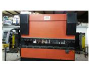 "187 Ton, Amada # HFE-1703S , CNC hyd press brake, 106"" BH, Operateur control, graphic"