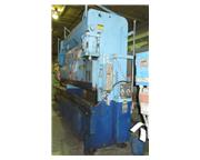 "135 Ton, Cincinnati # 135CB-8 , hyd press brake, 10' OA, 102"" BH, 8"" str, 7"""