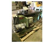 "1500 lb. Pandjiris , powered welding positioner, 4"" overhung, 1/2 HP, 3/4"" thru"