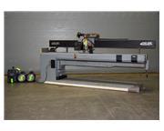 """Four Corp , fixed height seam welder, 1/4"""" x 10', Miller Maxstar 350, sheet edge line"""