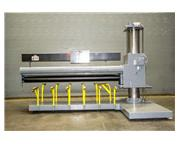 """Four Corp # PA00-120 , combination seam welder, 124"""" clamping & welding length, W/C m"""