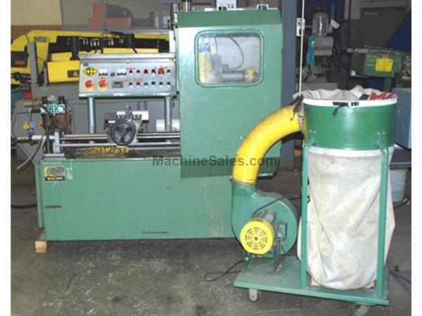 "4-1/4"" Soco # MC-350NFA , automatic saw for non-ferrous material applications, 5 HP,"
