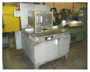 "1"" x 8"" Custom Built, semi-automatic saw for non-ferrous material, 15.75"" s"