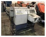 """3-1/2"""" Tsune # TK5M90PL , auto non-ferrous circular saw,20' incline loading magazine,"""