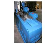 """5 Stand, Rollformer, 1"""" spindle diameter, 8.5"""" roll space, 4&"""