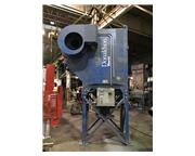 5000 cfm Donaldson Torit # DFO3-12 Downflo, oval, 15 HP, 12 filters, Delta