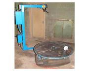 """10000 lb. Coil-Matic # SG1060 , pallet uncoiler, 60"""" OD, 220 V., 1994"""