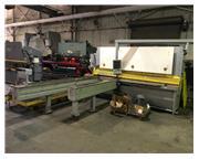 "3/8"" x 10' Ermak # HVR-3100-10 , hydraulic, CNC control,40"" FOPBG,30HP, CNC fron"