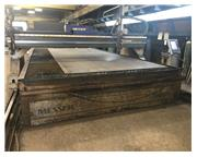 Messer # 10/4P , 8' x20' table, dual 200 Amp Fineline CNC plasma cu
