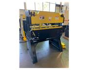 "24 Ton, Atek / Bantam # 4240 , pneumatic press brake, 4' OA, 48"" BH, 21"" ROPBG,"