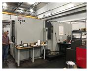 2010 Kiwa KH-55 CNC Horizontal Machining Center