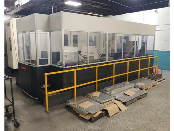 2007 Mazak HCN6000 Palletech System. 6 Pallets HORIZONTAL MACHINING CENTER