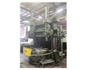 """Schiess 78"""" Vertical Boring Mill with (2) Rams"""