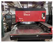 """50"""" x 50"""" Amada Pulsar LC1212 Alpha III 2000 Watt Laser Cutting S"""
