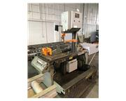 "18"" x 20"" Hem # V100LM-2 , vertical band saw, manual head tilt, 4"
