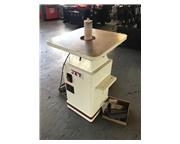 "Oscillating spindle sander, Jet # JOVS-10 , 1.5"" str, 1725 RPM, 0-45&#"