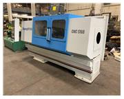 "17"" x 60"" Clausing Metosa # CNC225 , 2-Axis Flat Bed CNC lathe, 3"