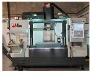2018 HAAS VF4SS 4 AXIS CNC VERTICAL MACHINING CENTER (LEBANON, NJ)