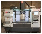 2018 HAAS VF4SS 3 AXIS CNC VERTICAL MACHINING CENTER (LEBANON, NJ)