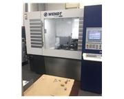 Wendt Alpha 350,4-Axis Periphery Grinder,MTX Control,350mm Whl,EXC Cond, 12