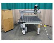 Used Techno Model LCX Series 4848 CNC Router