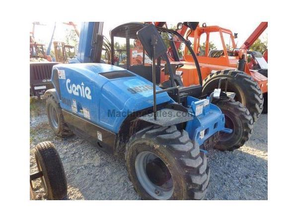 Genie Telescopic Reach Fork Lift/Telehandler