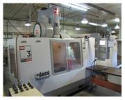 2004 Haas VM-3 CNC Vertical Mold Making Machine