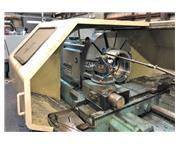 MORI SEIKI LL-7A/4500 Flat-Bed CNC Lathe