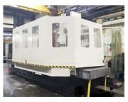 "Toshiba BP-130.R22 5.12"" CNC Table Type Horizontal Boring Mill"