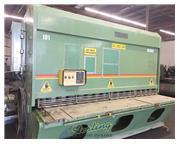 """1/4"""" x 10' Accurshear # 850010 , hydraulic power shear, 36"""" BG, 40 HP, 4-edge bl"""