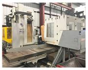 "Milltronics HBM-4B 4.33"" CNC Table Type Horizontal Boring Mill"
