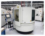 Mikron HSM-400U CNC 5-Axis High Speed Machining Center