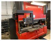 88 TON X 8' AMADA HDS8025NT SERVO-HYDRAULIC CNC PRESS BRAKE MFG:2009