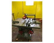 Tannewitz J-250 table saw