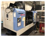 2012 Doosan DNM-500 CNC Vertical Machining Center